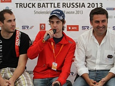 Truck Battle Russia 2013